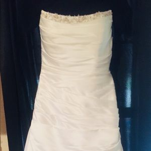 Wedding Gown-Size 10